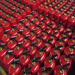 Alquiler de extintores