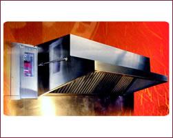 Extinción Automática Cocinas