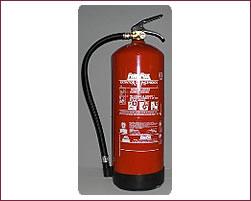 Extintor 9 Kg