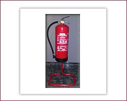 Peana Extintor