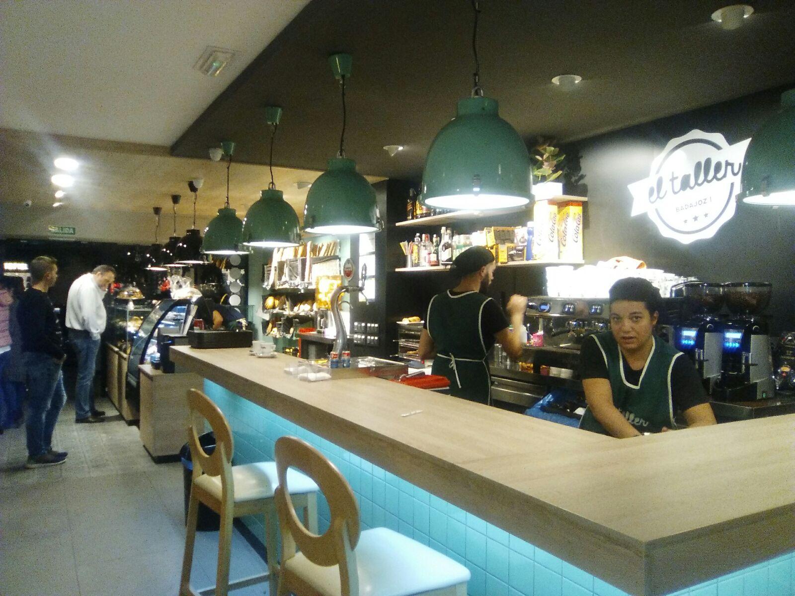 Cafetería Panadería El taller